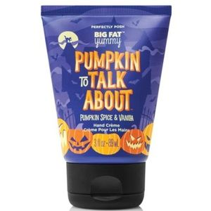 *Sealed* Pumpkin to Talk About Hand Creme (Posh)